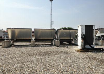 Impianto solare termico/condizionamento