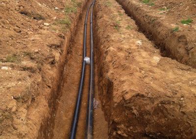 Tubazioni acqua e gas